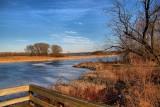 Mohawk River in HDRJanuary 14, 2013