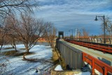 Bridge over Mohawk RiverJanuary 19, 2013