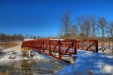 Bridge over NormanskillFebruary 10, 2013