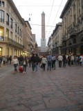 Italy revisited - Bologna and surroundings - October 2012