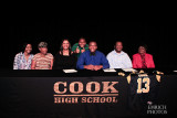 NATIONAL SIGNING DAY...2013  CONGRATULATIONS, MATTHEW FOSTER !!!