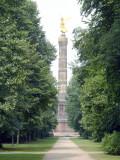 Tiergarten mit Siegessäule