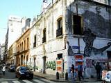 Original old buildings