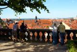 View from Rosengarten