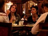 at the Café Tortoni