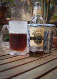 Belhaven Scottish Ale at our front porch