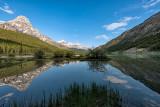 Flood Plain - Banff National Park