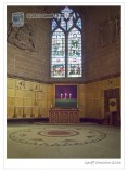 The Chapter House, Liverpool Cathedral