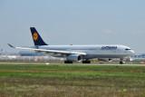 Lufthansa Airbus A330-300 D-AIKE