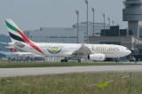 Emirates Airbus A330-200 A6-EAO