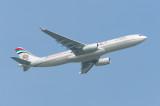 Etihad Airbus A330-300  A6-AFC
