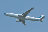 Cathay Pacific Airbus A330-300 B-LAL