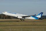 Corsair International Airbus A330-300 F-HSKY new colours