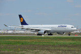 Lufthansa Airbus A330-300 D-AIKD
