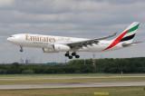 Emirates Airbus A330-200 A6-EAP
