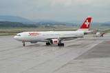 Swiss Airbus A330-200 HB-IQK