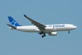 Air transat Airbus A330-200 C-GITS