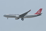 Turkish Airlines / Meridiana Fly  Airbus A330-200 EI-EZL