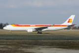 Iberia Airbus A330-300 EC-LUB
