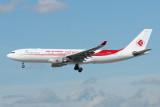 Air Algerie Airbus A330-200 7T-VJW New colours ?
