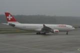 Swiss Airbus A330-200 HB-IQE