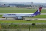 Hawaiian Airbus A330-200 N391HA Delivery flight