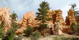 Impressive rock formations