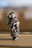 Netsuke, The Japanese Miniature Sculptures