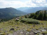 Wolf Creek Pass Outlook