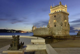 Belém Tower, the little one and the real...