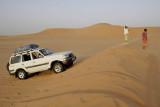 Akakus, desert trouble