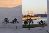Belém Tower from Champalimaud Foundation