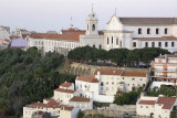 View from S. Jorge Castle, Graça Church