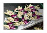 Flowers @ Longshan Temple