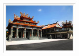 New Wuchang Temple Build In Front Of The Damaged One