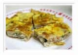Egg Cake 世界豆漿大王蘿蔔絲蛋餅