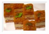 Dessert 4 Fleur de Chine Hotel  Sun Moon Lake 丹彤-日月潭雲品酒店