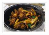 Chicken三杯雞 - Papago Resort  池上日暉國際渡假村