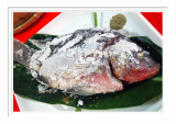 Baked Fish 鹽烤魚 - Mataian 馬太鞍
