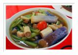 Mixed Veggie - Mataian 馬太鞍