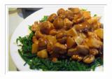 Chestnut Chicken  - Taroko 太魯閣晶英酒店梅園餐廳