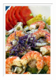 Seafood Salad 和風沙拉-花蓮闔家歡南北佳餚