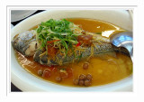 Steamed Fish 闔家歡南北佳餚