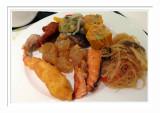 Dinner 1 Jiaosi Evergreen Resort 長榮鳳凰酒店(礁溪)