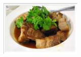 Marinated Pork 滷肉 -  台北雞家莊