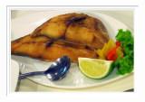 Fried Fish 煎魚 -  台北雞家莊
