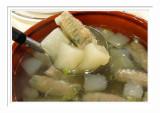 Dumpling Wnter Melon Soup  -  台北雞家莊