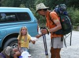 pct thru-hiker