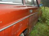 Red Volvo 245