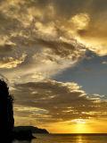 Sunset in Playa Medina / Atardecer en Playa Medina